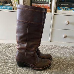 👢 Frye Jane 14L riding boots